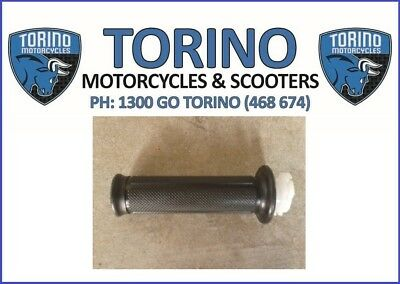 Torino Galetta Throttle Tube and Grip - OEM Spare Parts