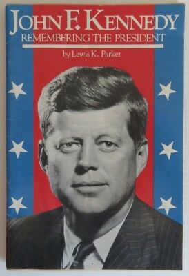 1983 John F. Kennedy Remembering The President            (Inv14858)