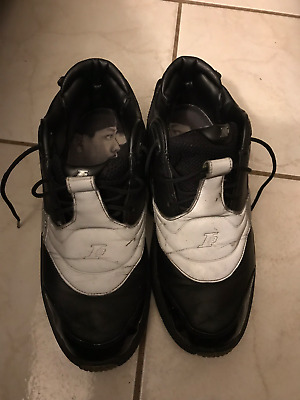3d94746f55b RARE Vintage Reebok The Answer V (5) SZ10 Allen Iverson BLACK SILVER Shoes  DMX