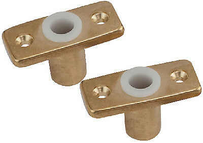 OAR LOCK SOCKET BRASS 1PR/PK Sea-Dog 354-5806001