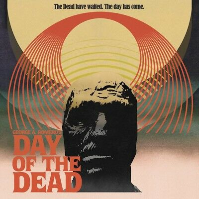 George Romero's Day of The Dead Waxwork Records Vinyl Soundtrack UK Stock!
