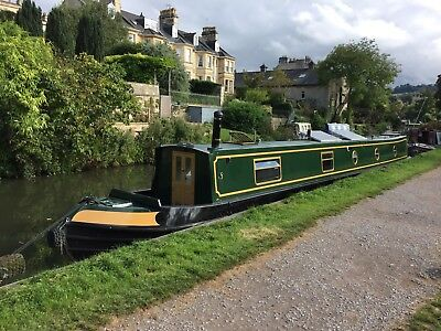 Comet 57' narrowboat G & J Reeves hull.