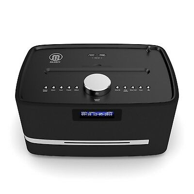 Castle DAB Digital FM Radio Bluetooth Wireless CD Player Micro Compact Stereo Sp