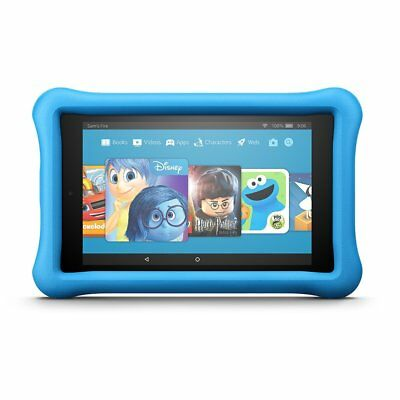 "Amazon Fire 7 Kids Edition Tablet, 7"" HD Display, 16 GB New 2017 Release"