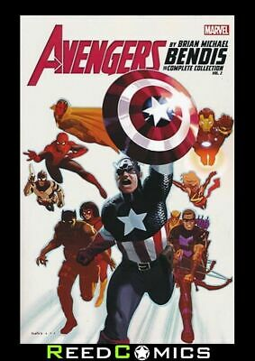 AVENGERS BY BENDIS COMPLETE COLLECTION VOLUME 2 GRAPHIC NOVEL (480 Pages)