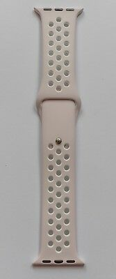 Apple Watch 38mm Light Violet/White Nike Sport Band - S/M - Genuine Apple