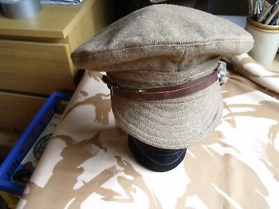 British Army Ww1 Enlisted Mans Cap Repro