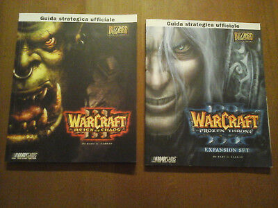Guide Strategiche Warcraft III + espansione