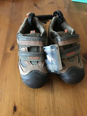 Geox Boys Shoes / Trainers Size 25 New