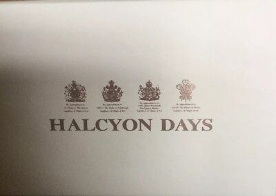 Halcyon Days, Kissmet Coin Purse, New In Box