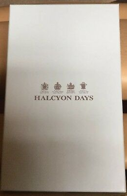 Halcyon Days Address Book, New In Box