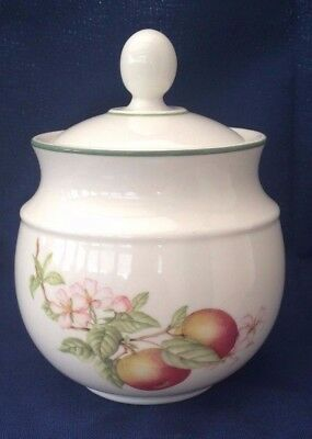 M&S Ashberry Collection Lidded Sugar Bowl, Excellent, Rarely Used