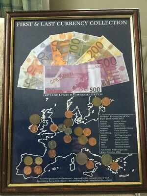 Euro Currency Collection