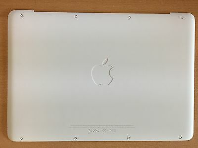 "Neu! Original Deckel für Apple MacBook 13"" 2009-2010, A1342, Weiß (bottom case)"