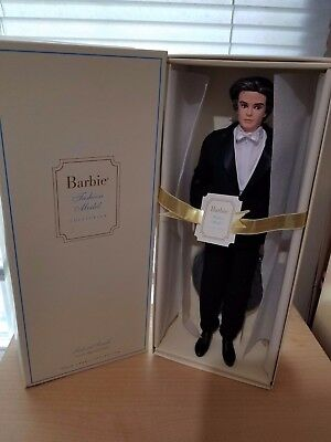 Barbie Fashion Model Silkstone Tailored Tuxedo Silkstone Ken Gold Label