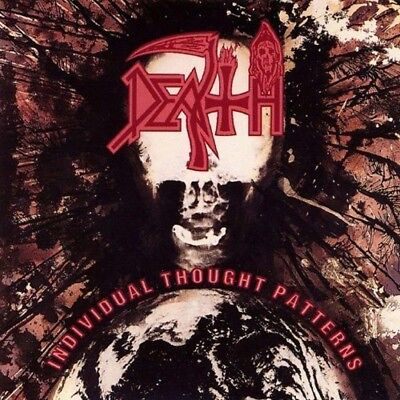 DEATH Individual Thought Patterns LP Coloured Vinyl NEW PRE ORDER 20/10/17