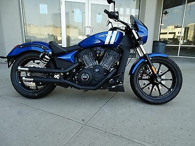 2017 Victory Octane  2017 Victory Octane