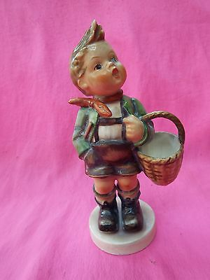 GOEBEL HUMMEL Figure VILLAGE BOY  51/0  Vintage TMK3