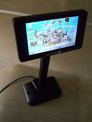 Logic Controls Lv3000 Lcd Display. Works With Pc America Or As Virtual Com Port