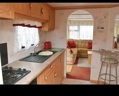 Ingoldmells (Skeggy) Caravan 2Let,  6 Berth three bedrooms £33 a night