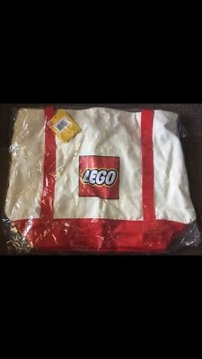 LEGO Canvas Tote Bag 5005326 New in Package