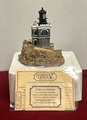 2006 Harbour Lights Lighthouse #693 El Morro, Puerto Rico--Signed