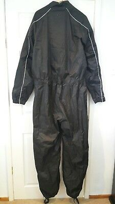 Advanced Experience Motorcycle Bike Overall Rain Suit Coverall Waterproof XL -