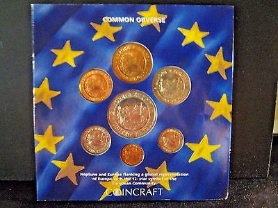1992 United Kingdom GB ECU Mint Coin Set        ** FREE U.S. SHIPPING **