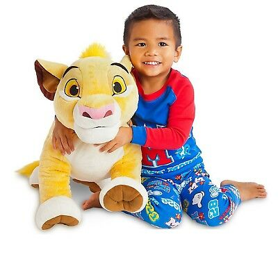 Disney The Lion King Simba Lion XXL Lion Plush Soft Toy