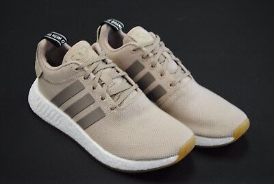 2c013e42b6e5  By9916  New Men s Adidas Originals Nmd R2 Trace Khaki Simple Brown Black  Adm175