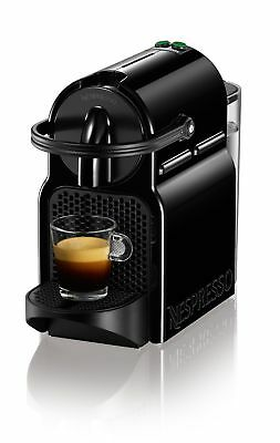 Nespresso Inissia Coffee Machine Black by Magimix