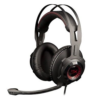 HyperX Cloud Revolver Pro Gaming Stereo Headset for PCs/Xbox One/PS4/Wii U/Ma...