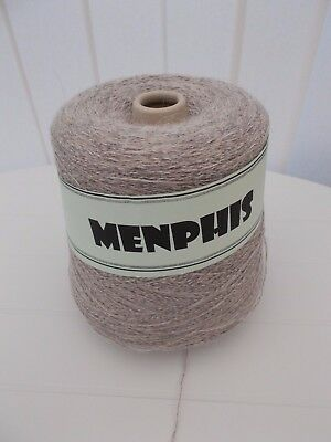 cone of MENPHIS 2ply machine knitting yarn