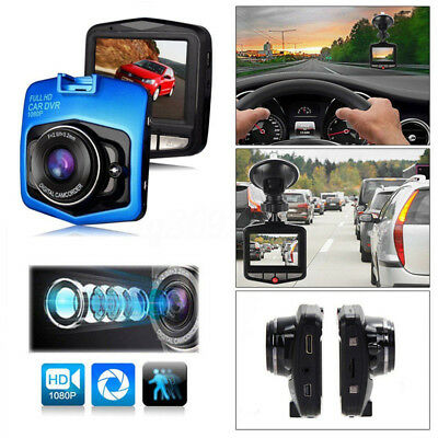 Full HD 640*480P Mini LCD Car DV DVR Camera Spy Dash Video Cam IR Night Vision