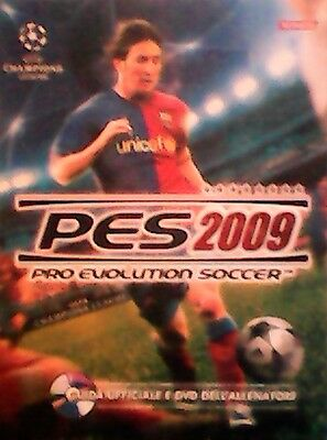 Guida Strategica    PES 2009    (lingua italiana)
