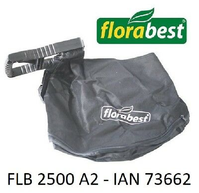 FLORABEST Leaf Vacuum Collector with Mounting FLB 2500 A2 Lidl Florabest