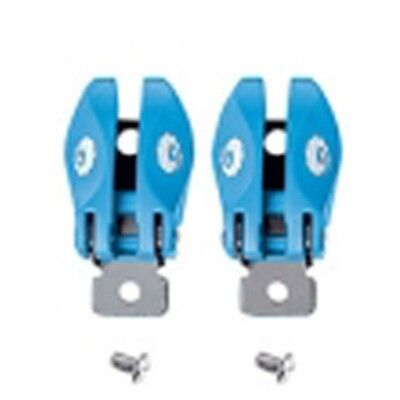 Sidi MX/ST Pop Buckle - Light Blue
