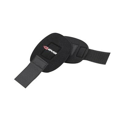 EVS Universal Knee Brace Hinge Gear Guards - Black