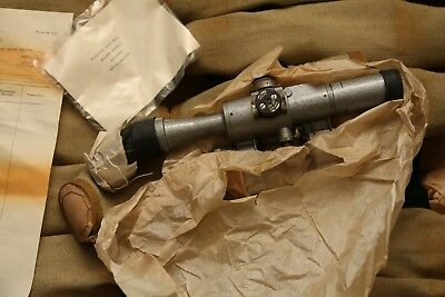 PSO-1 M2-1 original Russian army rifle scope