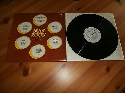 The Bands Of Milton Keynes And District - Brass Roots Volume 1 -Amc 101 Vinyl Lp