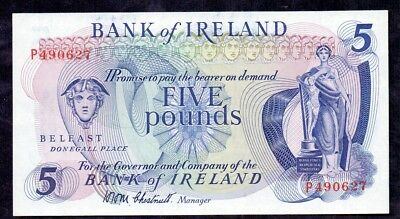 5 Pounds From Ireland Unc