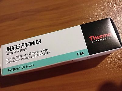 Thermo Scientific MX35 Premier Microtome Blades - Pack of 50 Blades
