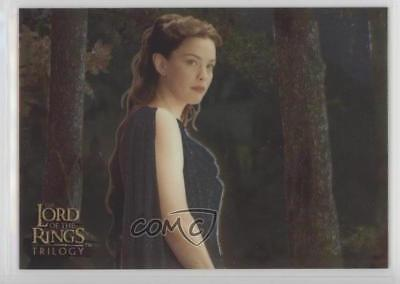 2004 Topps Chrome The Lord of the Rings Trilogy #49 Torn from Within Card 0s5