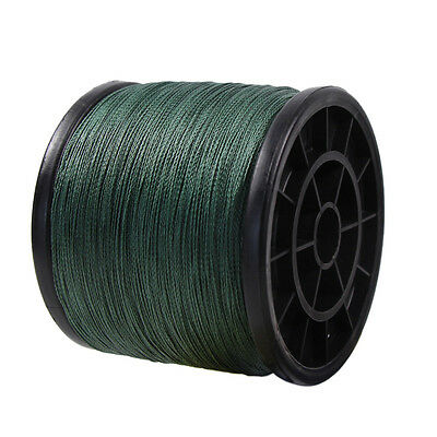 Moss Green SPECTRA EXTREME Braid Fishing Line 1500YD 40LB