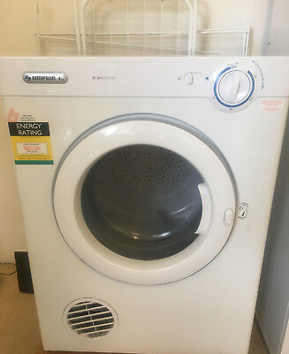 Simpson 4kg Dryer - Great Bargain Only 6 Months Old!!!