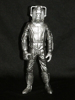 """Underground Toys Doctor Who Classic Cyberman """"silver Nemesis"""" Action Figure!"""