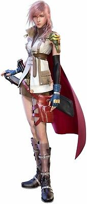 Final Fantasy 13 Lightning Cosplay Costume Womens US size Small