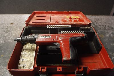 Hilti dx350 fastening system plus more