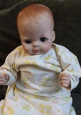 Haunted Baby Doll: Lonely Infant Spirit, Abandoned in Hospital