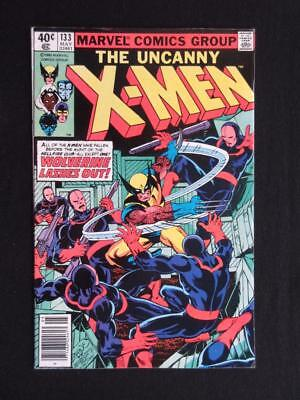 X-Men #133 MARVEL 1980 - HIGHER GRADE - 1st solo Wolverine story - Stan Lee!!!